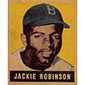The Top 12 Most Amazing Jackie Robinson Vintage Cards