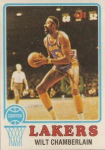 Top 10 Wilt Chamberlain Cards