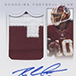 2012 Panini National Treasures Football Rookie Signature Materials Guide