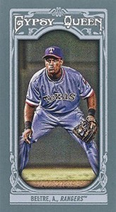 2013 Topps Gypsy Queen Mini Variations Adrian Beltre 164x300 Image