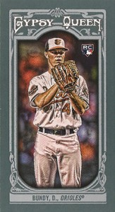 2013 Topps Gypsy Queen Mini Variations Dylan Bundy 163x300 Image