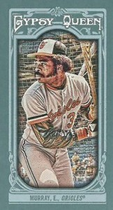2013 Topps Gypsy Queen Mini Variations Eddie Murray 162x300 Image