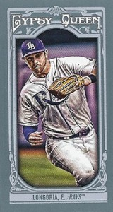 2013 Topps Gypsy Queen Mini Variations Evan Longoria 160x300 Image