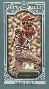 2013 Topps Gypsy Queen Mini Variations Joe Morgan 165x300 Image