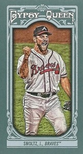 2013 Topps Gypsy Queen Mini Variations John Smoltz 162x300 Image