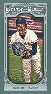 2013 Topps Gypsy Queen Mini Variations Juan Marichal 164x300 Image