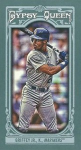 2013 Topps Gypsy Queen Mini Variations Ken Griffey Jr 162x300 Image