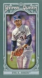 2013 Topps Gypsy Queen Mini Variations Nolan Ryan 163x300 Image