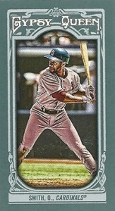 2013 Topps Gypsy Queen Mini Variations Ozzie Smith 163x300 Image