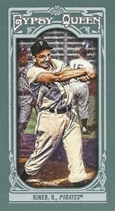 2013 Topps Gypsy Queen Mini Variations Ralph Kiner 164x300 Image