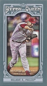 2013 Topps Gypsy Queen Mini Variations Roy Halladay 163x300 Image