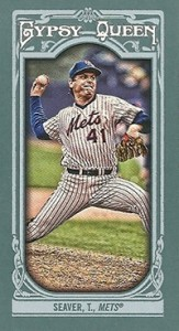 2013 Topps Gypsy Queen Mini Variations Tom Seaver 163x300 Image