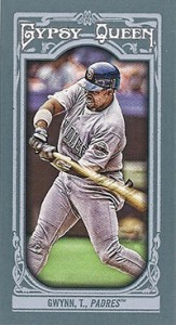 2013 Topps Gypsy Queen Mini Variations Tony Gwynn 163x300 Image
