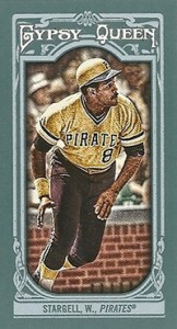 2013 Topps Gypsy Queen Mini Variations Willie Stargell 162x300 Image