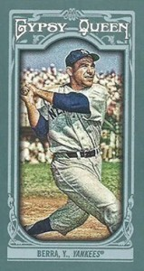 2013 Topps Gypsy Queen Mini Variations Yogi Berra 159x300 Image