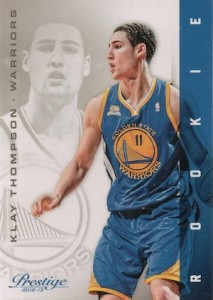 Klay Thompson Cards and Memorabilia Buying Guide