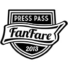 2013 Press Pass FanFare Racing Cards