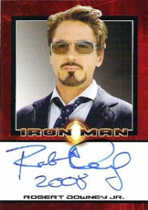 Robert Downey Jr. as Tony Stark Dated variant 211x300 Image