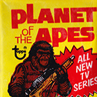 1975 Topps Planet of the Apes Trading Cards