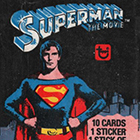 1978 Topps Superman the Movie Trading Cards
