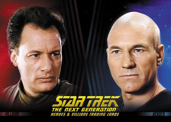Star Trek TNG Heroes and Villains P1 Image