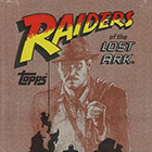 1981 Topps Raiders of the Lost Ark Trading Cards