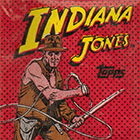1984 Topps Indiana Jones and the Temple of Doom Trading Cards