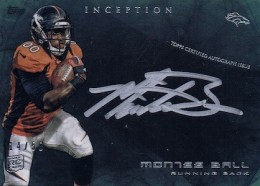 2013 Inception Football Silver Signings Montee Ball 260x186 Image