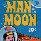 1969 Topps Man on the Moon Trading Cards