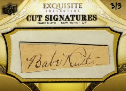 Top 10 Babe Ruth Cards