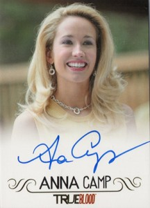 2013 Rittenhouse True Blood Archives Autographs Anna Camp 216x300 Image