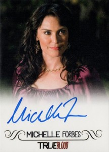 2013 Rittenhouse True Blood Archives Autographs Michelle Forbes 215x300 Image