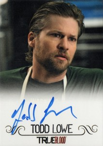 2013 Rittenhouse True Blood Archives Autographs Todd Lowe 213x300 Image