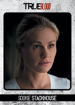 2013 Rittenhouse True Blood Archives Base Card Image
