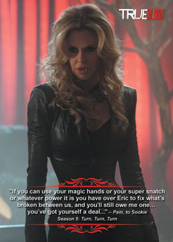 2013 Rittenhouse True Blood Archives Quotable Image