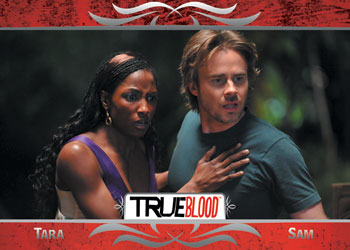 2013 Rittenhouse True Blood Archives Relationships Image
