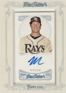 2013 Topps Allen Ginter Baseball Autographs Wil Myers 212x300 Image