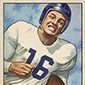 Top 25 Football Rookie Cards of the 1950s