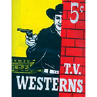 1958 Topps TV Westerns Trading Cards