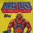 1984 Topps Masters of the Universe Trading Cards