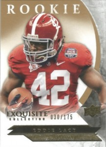 2012 Exquisite Collection Draft Picks Eddie Lacy 216x300 Image