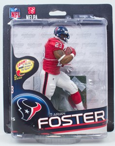 2013 McFarlane NFL 32 Arian Foster Variant 237x300 Image
