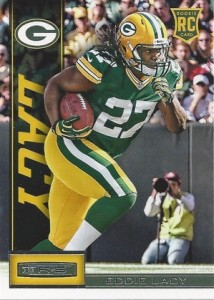 2013 Rookies and Stars Eddie Lacy RC 214x300 Image
