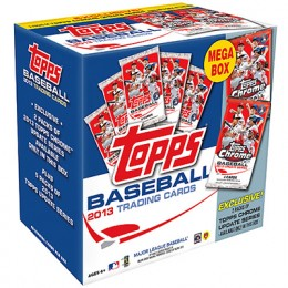 2013 Topps Holiday Mega Box 260x260 Image