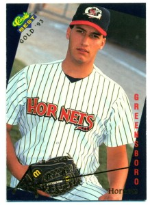 1993 Classic Best Gold Andy Pettitte