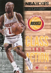 2013 14 Panini NBA Hoops Basketball Class Action Sam Cassell Image