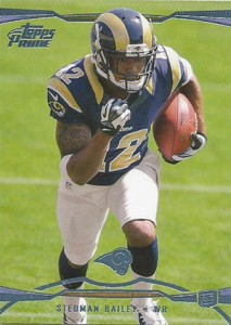 2013 Topps Prime Retail Rookies Stedman Bailey 213x300 Image