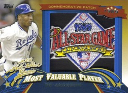 2013 Topps Update Series Baseball All Star Game MVP Patches ASMVP 10 Bo Jackson 260x188 Image