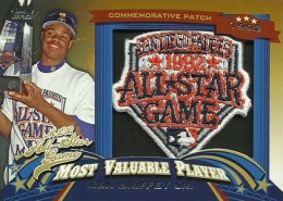 2013 Topps Update Series Baseball All Star Game MVP Patches ASMVP 11 Ken Griffey Jr 260x185 Image