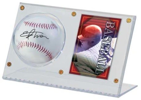 Ultra Pro Ball Card Holder Image